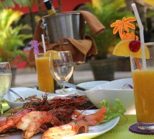 Самое вкусное приготовление морепродуктов Amal Villa