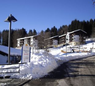 Mondi-Oberstaufen im Schnee