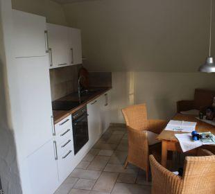 Küche NaturApartments & LandHaus Stauensfließ