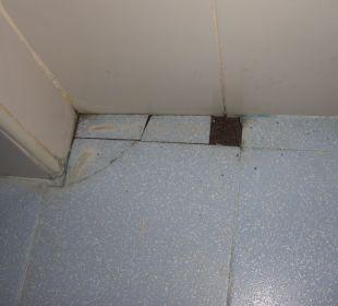 Duschbereich Hotel Ayurlanka