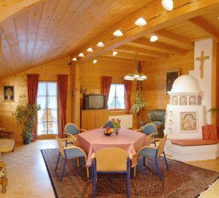 Zusätzlicher Bio-Raum für Doppel und Einbettzimmer Apartment Hotel Bio-Holzhaus Heimat