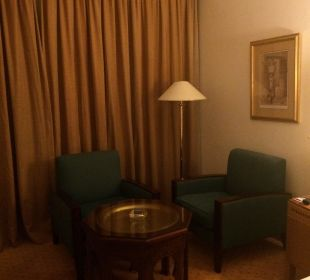 Sitzecke Steigenberger Hotel Nile Palace