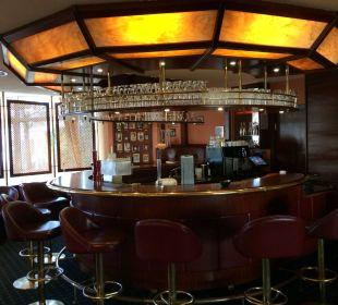 Bar im Erdgeschoß Seehotel Großherzog von Mecklenburg