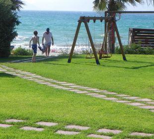 Teil des Kinderspielplatzes Hotel Horizon Beach Resort