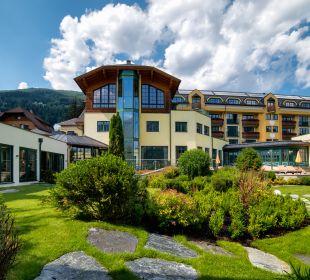Gartenanlage Hotel Eggerwirt