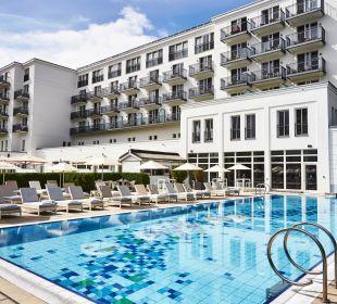 Pool Steigenberger Grandhotel and Spa
