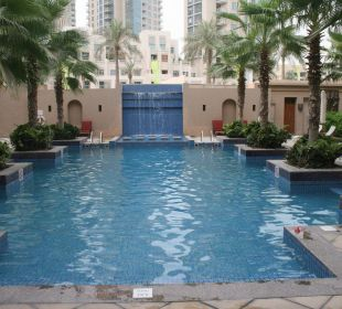 Pool Vida Hotel Downtown Dubai