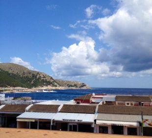 Zimmer Ausblick Hotel & Spa S'Entrador Playa