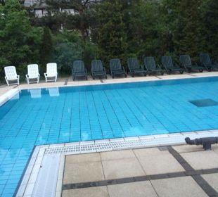 Aussenbecken Familotel Hotel Sonnenhügel