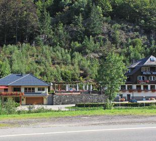 Das gemütliche Waldeck mit Terrasse Hotel Waldeck