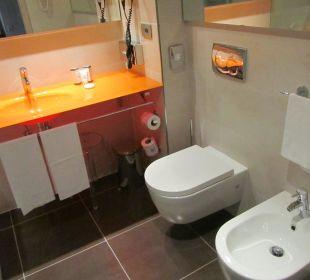 Das Badezimmer Jazz Hotel