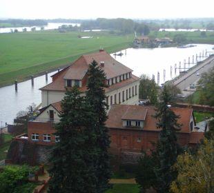 Vom Kapitelturm zum Schloss Ringhotel Schloss Tangermünde