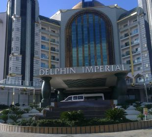 Sehr Imposant Hotel Delphin Imperial