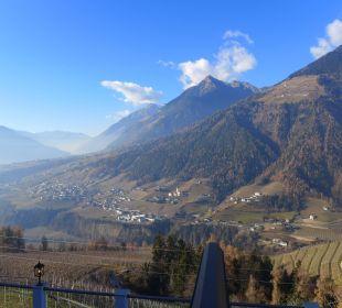 Bild vom Balkon Almrausch Hotel Panorama