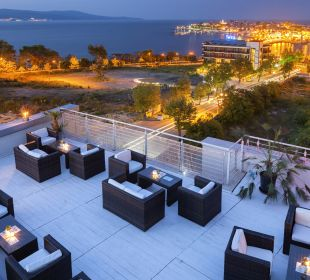 Sky bar Hotel Sol Marina Palace