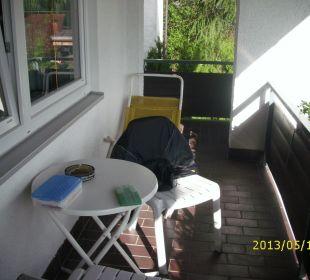 Der Balkon Schwandenhof Ferienwohnungen