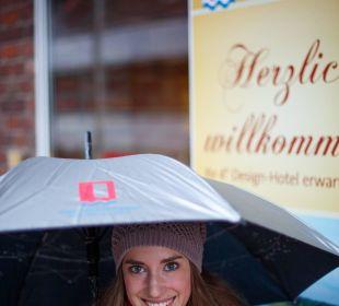 Spaß auch bei Regen Speicher Barth  Designhotel