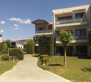 Gartenanlage Hotel Istion Club & Spa