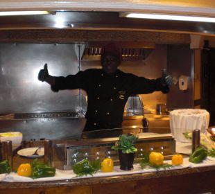 Eierspeisen werden frisch zubereitet Gran Tacande Wellness & Relax Costa Adeje