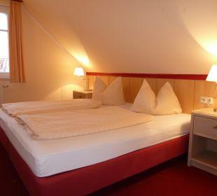 Schlafzimmer Apart Hotel Wernigerode