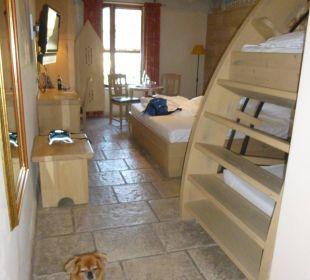 Das gemütliche Zimmer Hotel Colosseo Europa-Park