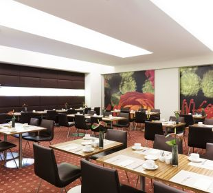 Frühstücksrestaurant Hotel Novotel München City