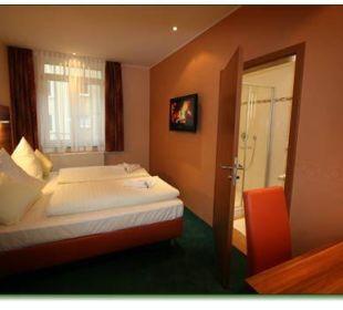 Zimmer Nr. 1 und 6 Hotel Haus Hillesheim
