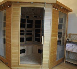 Infrarot-Relax-Sauna Hotel Kirchenwirt