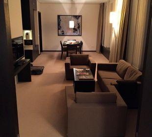 Prestige Panoramic Suite Nr. 1110  Hotel Sofitel Berlin Kurfürstendamm