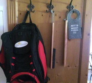 Nette Details im Zimmer zur Nutzung Sonnhof Alpendorf
