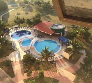 Poollandschaft Four Points by Sheraton Havana