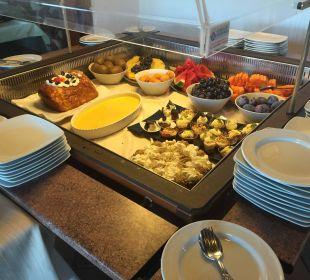 Nachspeisen Strandrestaurant Hotel Baia Caddinas
