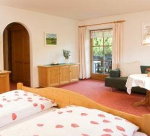 Zimmer 15 Hotel Mühlenhof
