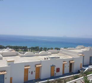 Weg nach unten (ca.Nr. 400er Zimmer) Hotel Lagas Aegean Village