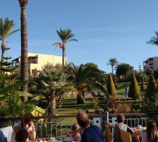 Blick vom Restaurant Hotel Horizon Beach Resort