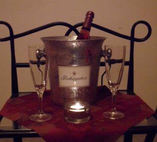 Romantischer Wohlfühlabend im Wellnessbereich Hotel Villa Alice