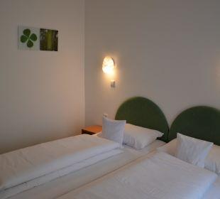 Doppelzimmer Standard Hotel Deutscher Kaiser im Centrum