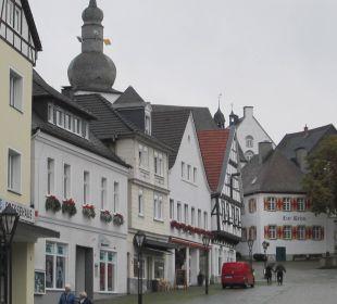 Häuser in der Stadt Meschede Hapimag Resort Winterberg
