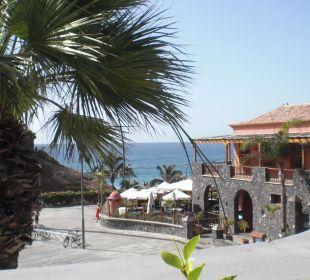 Von der Poolanlage aus , der Weg zum Strand Gran Tacande Wellness & Relax Costa Adeje