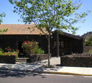 Haupteingangsbereich Casa Rural Aborigen Bimbache