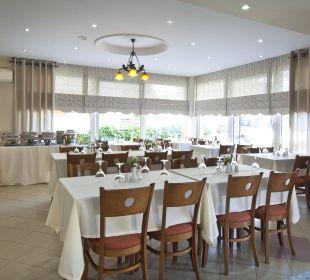 Breakfast area  Hotel Alkyonis