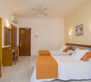 Standard Doppelzimmer  Hotel Osiris
