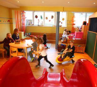 Spielzimmer die Sonnigen Hotel und Restaurant