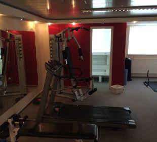 Fitness- und Freizeitbereich Moselromantik Hotel Thul