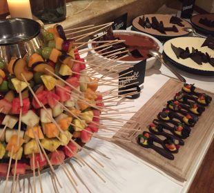Dessertbuffet Hotel Post Lermoos