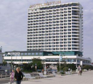 Hotelansicht Hotel Neptun