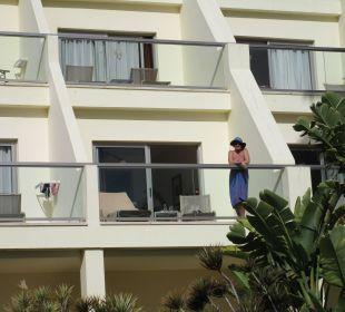 Ein sehr schöner Anblick beim Ausblick SBH Hotel Costa Calma Palace