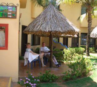 Gemütliche Bungalows Hotel Pueblo Caribe