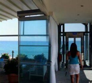 Dachterrasse Hotel Corissia Princess