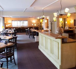 "Restaurant ""del bosco"" im Hotel Munte am Stadtwald Ringhotel Munte am Stadtwald"